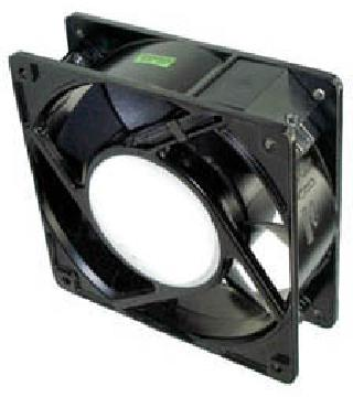 FAN AC 115V 3.1X1.5IN W/TAB 30CFM