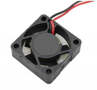 FAN DC 5V 1.18X.4IN .13A W/ WIRE 