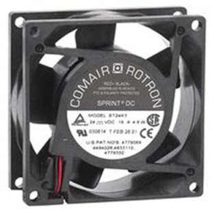 FAN DC 12V 3.6X1.5IN 1A W/WIRE BB PLASTIC 4WIRES W/CONN