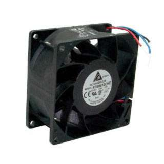 FAN DC 12V 3.1X1.5IN 1.35A W/3WIRES CFM:80 RPM:5700