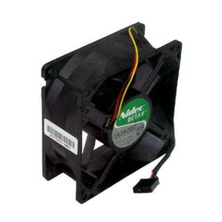 FAN DC 12V 3.6X1.5IN W/WIRES & 3WIRES WITH SENSOR