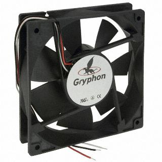 FAN DC 12V 4.7X1IN .4A W/3WIRES BB CFM:69 4.8W RPM:2400 DB:39