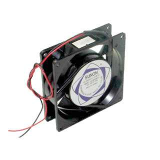 FAN DC 24V 3.6X1IN 210MA W/WIRE METAL