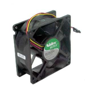 FAN DC 48V 3.6X1.5IN .28A W/WIRE 3WIRES WITH SENSOR