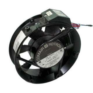 FAN DC 24V 6.7X2.1IN 1.7A RND WITH 3WIRE METAL BODY
