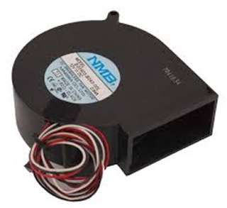 BLOWER DC 12V 4X1.25IN 1.20A WITH MOLEX CONNECTION