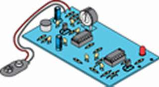 SOUND ACTIVATED SWITCH 
