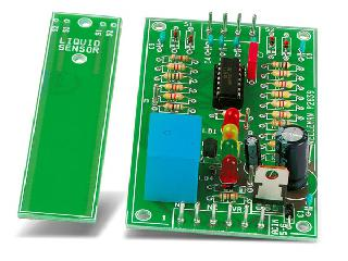 LIQUID LEVEL CONTROLLER 