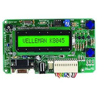 PROGRAMMABLE LCD MESSAGE BOARD 