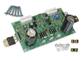 POWER AMPLIFIER 200W - DISCRETE 