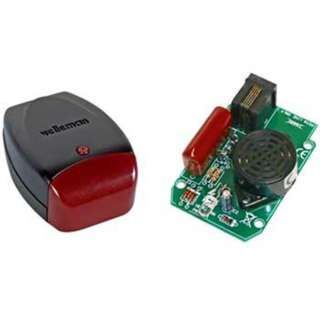 PHONE RINGER WITH BUZZER AND LED INCLUDES ATTRACTIVE ENCLOSURE