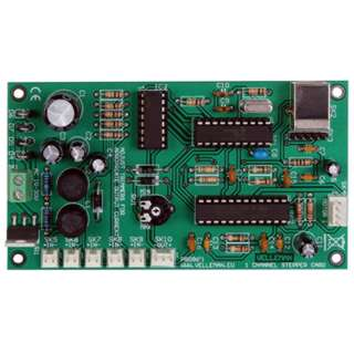 STEPPER MOTOR CARD USB 1 CHANNEL 