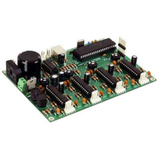 STEPPER MOTOR CARD USB 4 CHANNEL 