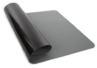 ANTISTATIC MAT TABLE 12X22IN KIT GRY COLOUR WITH GROUNDING CORD
