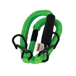 BUNGEE CORD 3FT HEAVY DUTY SAFE WORKING LOAD 400LB GREEN