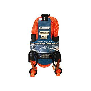 BUNGEE CORD 5FT HEAVY DUTY SAFE WORKING LOAD 400LB ORANGE