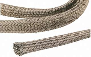 SHIELDING BRAID 1/4IN 10FT TECHFLEX