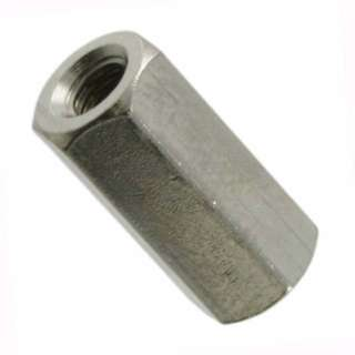 SPACER F/F #6 3.5X38MM HEX ALU UNTHR