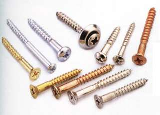 SCREWS FOR WOOD