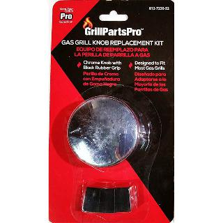 REPLACEMENT KNOB FOR PLASTIC GRILL