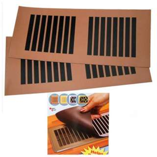 VENT COVER MAGNETIC 5X12IN 