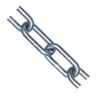 CHAIN STRAIGHT LINK #2 10FT MAX 310LBS