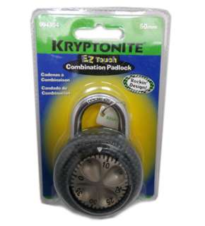 SECURITY COMBINATION LOCK 50MM ASSORTED COLOR