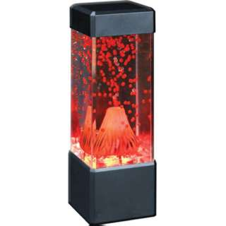 VOLCANO LAMP LED LIGHTING EFFECTS
