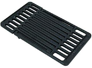 COOKING GRATE 8IN WIDE CAST IRON ADJUSTABLE