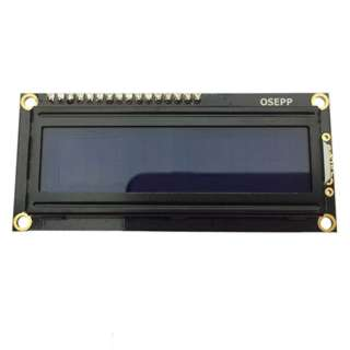LCD DISPLAY PANEL MODULE 16X2 FOR ARDUINO BOARD