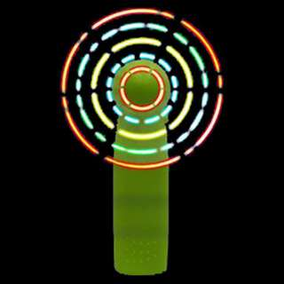 LED MINI FAN BATTERIES NOT INCLUDED