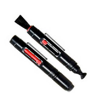 CAMERA LENS CLEANING PEN AND BRUSH