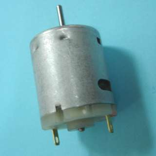 MOTOR DC 3V-9V 8000-12000RPM SHAFT DIA 2.3MM