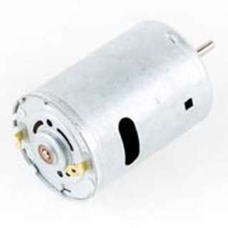 MOTOR DC 4.5-12V 10000-15000RPM SHAFT DIAMETER 3.17MM 12V 2.9A