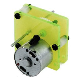 GEARBOX B WITH 3VOLT MOTOR 