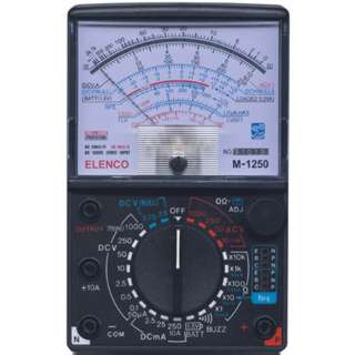 ANALOG MULTIMETER VOM KIT 
