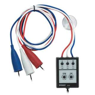DIGITAL PHASE INDICATOR W/LED`S BUZZER