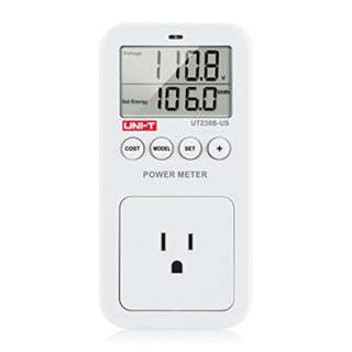 ELECTRICITY USAGE MONITOR KILO WATT-HOUR MONITOR