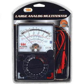 MULTIMETER ANALOG RES AMP VOLT VOM