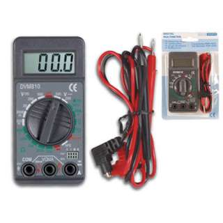 MULTIMETER DIGITAL POCKET SIZE 