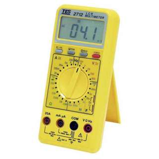 MULTIMETER DIGITAL 20A LCR WITH FREQ/DIODE/HOLD/INDUCT HANDHELD