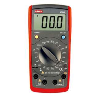 MULTIMETER DIGITAL LCR WITH DIODE TRANSISTOR