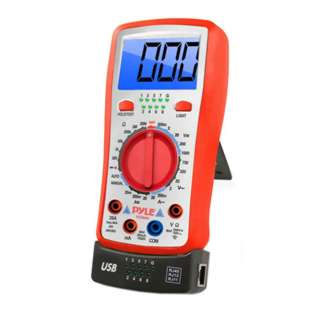 MULTIMETER DIGITAL CABLE TESTER NETWORK/USB WITH CONT/VOLT/RES