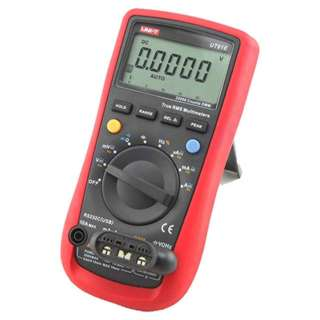 MULTIMETER DIGITAL AUTO 10A W/RS-232 INTERFACE
