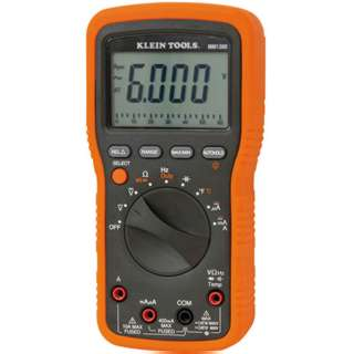 MULTIMETER DIGITAL AUTO 10A VOLT RES DIODE CAP TEMP