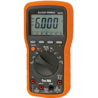 MULTIMETER DIGITAL AUTO 10A VOLT AMP CAP FREQ TEMP