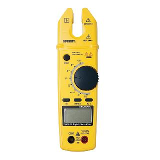 MULTIMETER DIGITAL CLAMP OPN JAW 200A AC/600V AC/DC