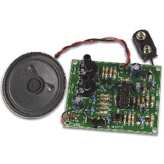 STEAM ENGINE SOUND GENERATOR WITH WHISTLE