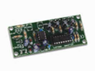 ELECTRONIC STEREO VOLUME CONTROL 
