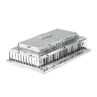 KENNEDY CENTER METAL EARTH 3D LASER CUT MODEL